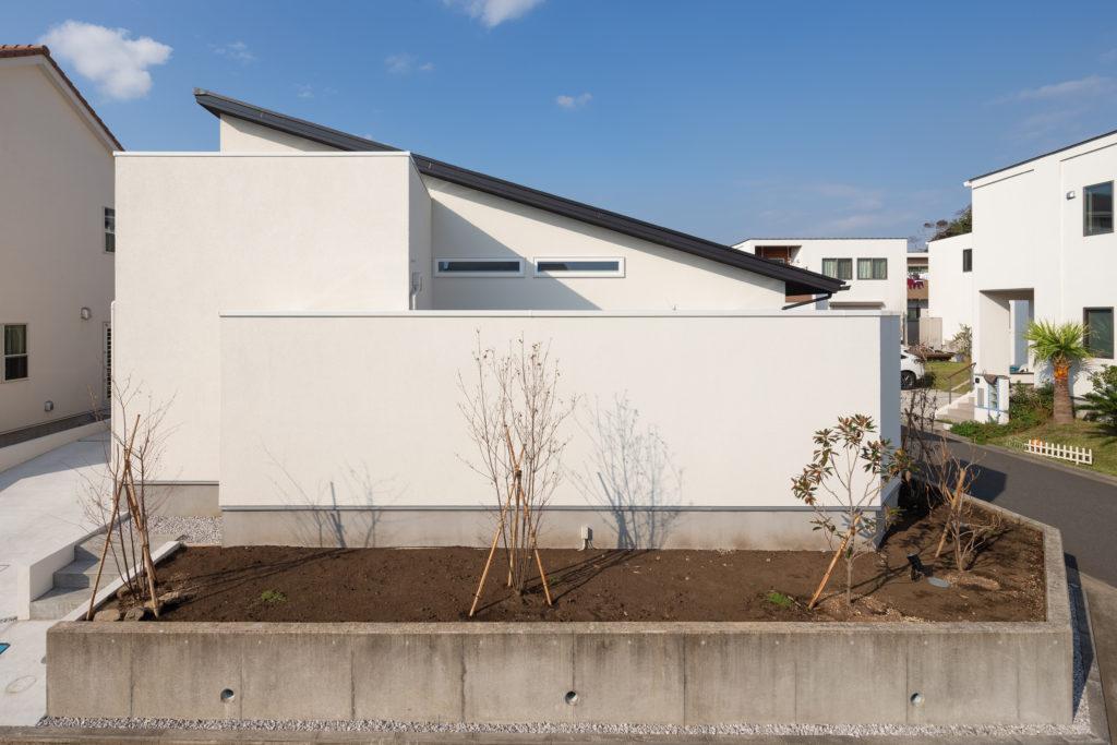 インナーテラスのある家 (横須賀市A様邸)