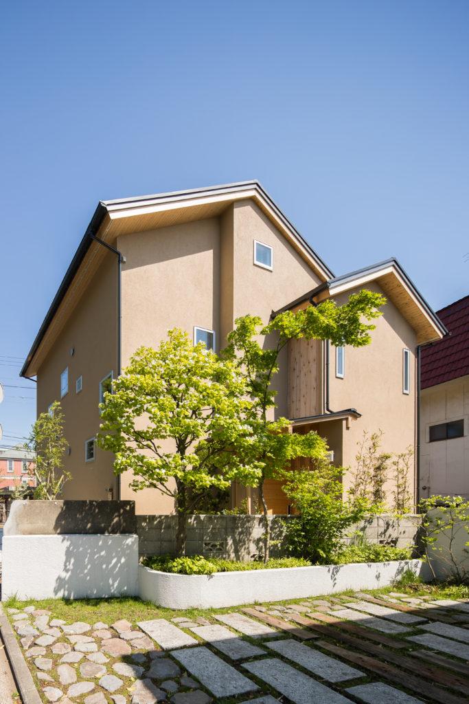 山手の2世帯の家 (中区H様邸)