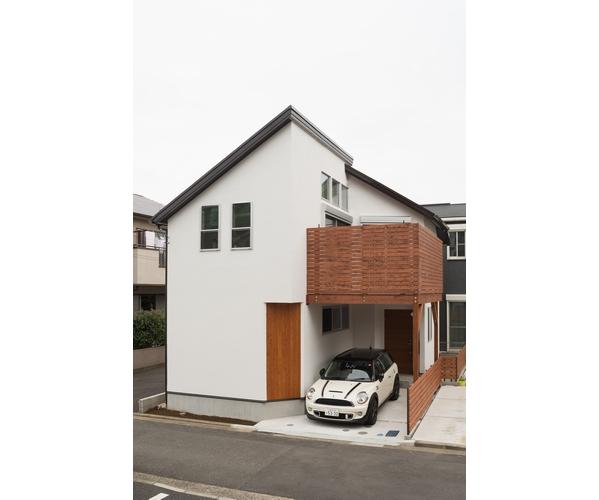 大倉山の家 (港北区G様邸)