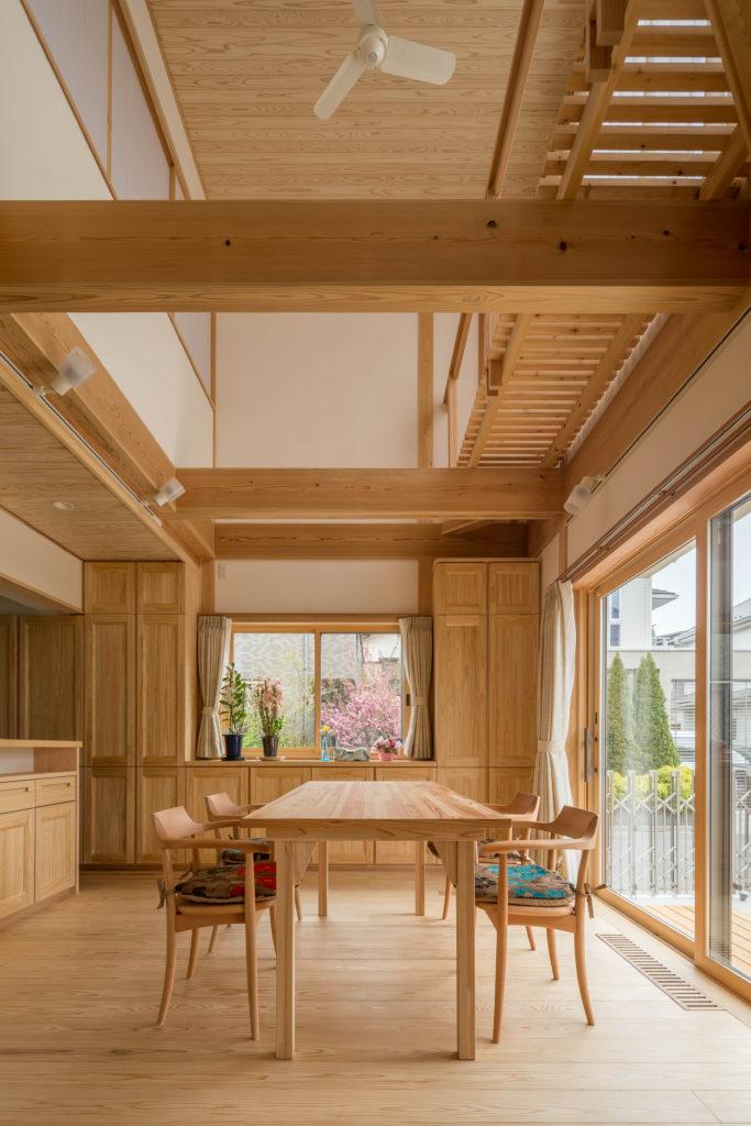 最高クラス断熱のパッシブの家 (東京都M様邸)