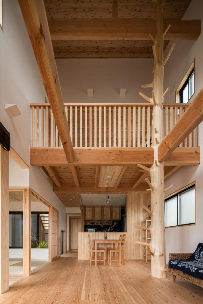 縁側のある和テイストの家 (藤沢市K様邸)