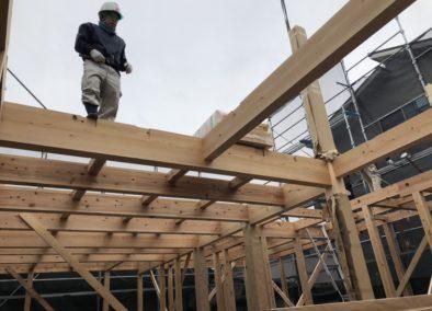 4月11日(日)【特別企画】モデルハウス構造、断熱見学会